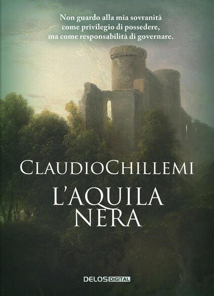 L' aquila nera - Claudio Chillemi - copertina