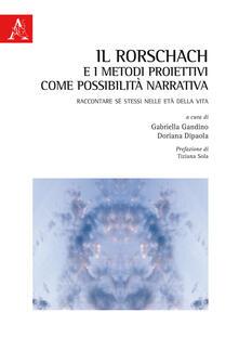 Daddyswing.es Il Rorschach e i metodi proiettivi come possibilità narrativa. Raccontare sé stessi nelle età della vita Image