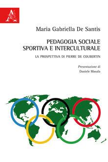 Premioquesti.it Pedagogia sociale, sportiva e interculturale. La prospettiva di Pierre de Coubertin Image