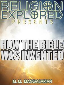 How the Bible was Invented