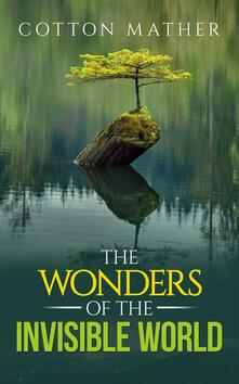 Thewonders of the invisible world