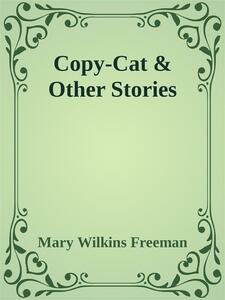 Copy-Cat & Other Stories
