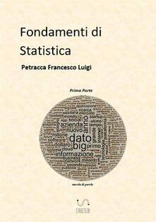 Parcoarenas.it Fondamenti di statistica. Vol. 1 Image
