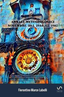 Annali meteorologici. Novembre dal 1948 al 1982