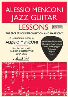 Librisulladiversita.it Jazz guitar lessons. The secrets of improvisation and harmony Image