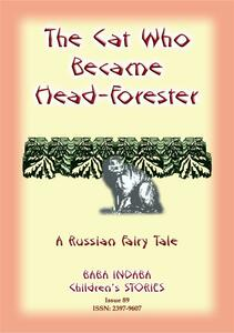 Thecat who became head-forrester. A russian fairy story