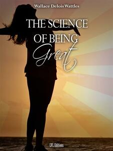 Thescience of being great