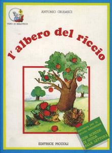 Libro L' albero del riccio Antonio Gramsci