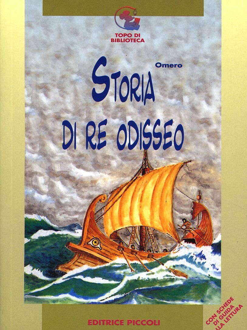 Storia di re Odisseo
