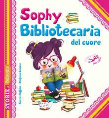 Partyperilperu.it Sophy bibliotecaria del cuore Image