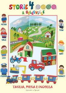 Premioquesti.it Storie 4 ruote a Belleville. Ediz. illustrata Image