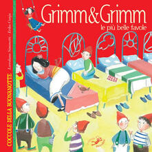 Grandtoureventi.it Grimm & Grimm. Le più belle favole. Ediz. illustrata Image