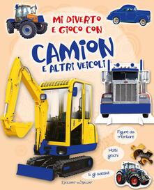 Daddyswing.es Mi diverto e gioco con camion e altri veicoli Image