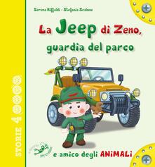 Winniearcher.com La jeep di Zeno, guardia del parco e amico degli animali. Ediz. illustrata Image
