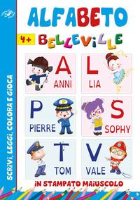 Alfabeto Belleville - - wuz.it