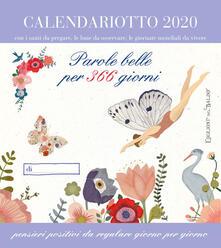 Parole belle per 365 giorni. Calendario 2020.pdf