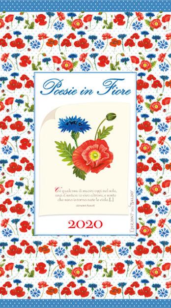Calendario Principesse 2020.Poesie In Fiore Calendario Medio 2020 Libro Edizioni