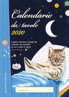 Il gatto e la luna. Calendario da tavolo 2020.pdf