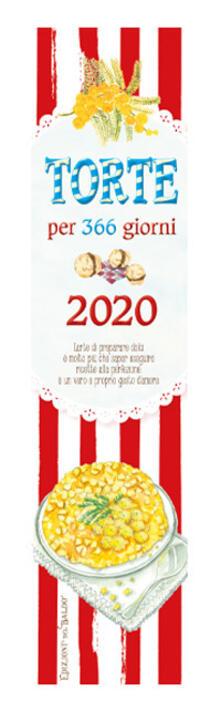 Camfeed.it Torte per 365 giorni. Calendario mini 2020 Image