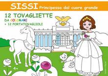 Squillogame.it Sissi principessa dal cuore grande. Ediz. illustrata Image