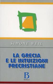 Radiospeed.it La Grecia e le intuizioni precristiane Image
