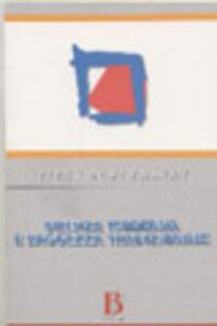 Foto Cover di Scienza moderna e saggezza tradizionale, Libro di Titus Burckhardt, edito da Borla