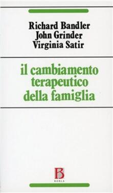 Librisulladiversita.it Il cambiamento terapeutico della famiglia Image