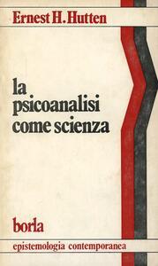 La psicoanalisi come scienza