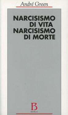 Narcisismo di vita, narcisismo di morte.pdf