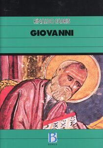 Foto Cover di Giovanni, Libro di Rinaldo Fabris, edito da Borla