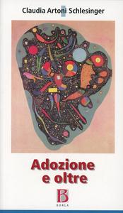 Libro Adozione e oltre Claudia Artoni Schlesinger