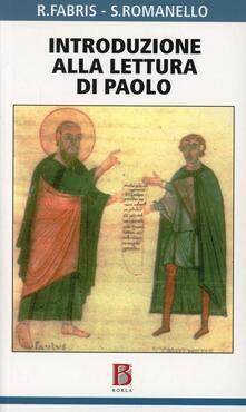 Camfeed.it Introduzione alla lettura di Paolo Image