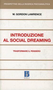 Cocktaillab.it Introduzione al social dreaming. Trasformare il pensiero Image