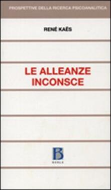 Filippodegasperi.it Le alleanze inconsce Image