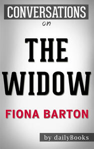 The Widow: A Novel By S.A. Harrison | Conversation Starters
