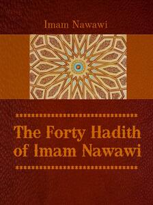 The Forty Hadith of Imam Nawawi