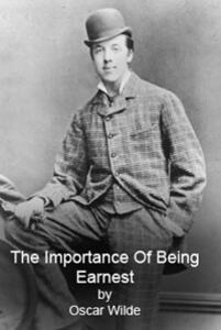 Importance Of Being Earnest Pdf