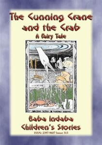 THEcunning crane and the crab. A fairy tale