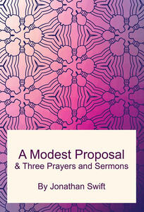 Amodest proposal