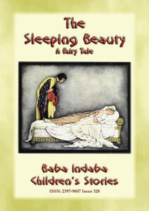 Thesleeping beauty. The classic children's fairy tale
