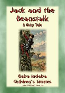 Jack and the beanstalk. A classic fairy tale