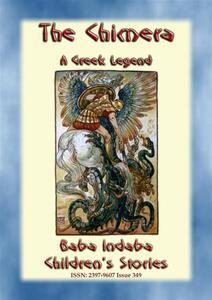 Bellerophon and the chimera. A greek children's legend