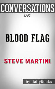 Blood flag by Steve Martini. Conversation starters