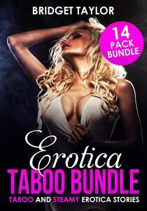BDSM And Taboo Erotica Bundle