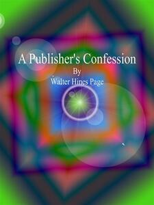 Apublisher's confession