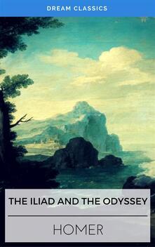 TheIliad-The Odyssey