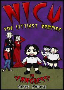 Fangless. Nicu the littlest vampire