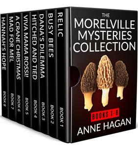 TheMorelville mysteries collection