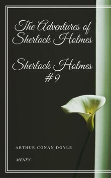 Theadventures of Sherlock Holmes