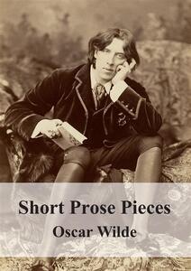 Short Prose Pieces